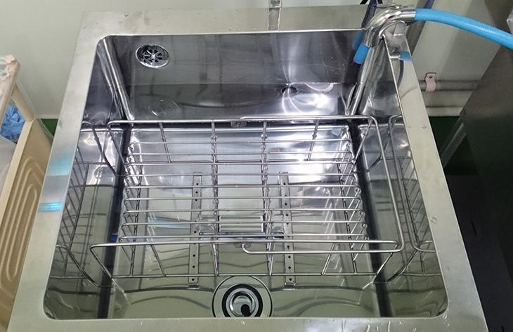 小型流水解凍機